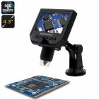 HD Digital Microscope x600 Zoom