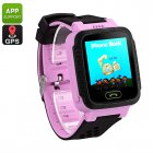 Kids GPS Tracker Watch (Purple)
