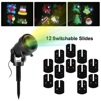 Holiday Light Projector
