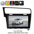 One DIN Car Stereo VW Golf
