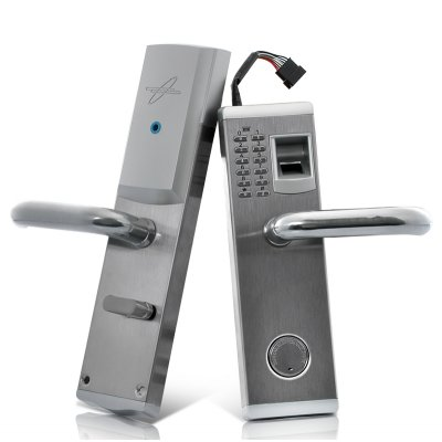 Fingerprint Door Lock with Deadbolt - Aegis
