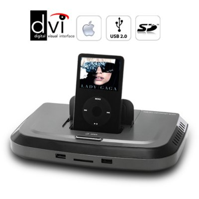 iPhone Super Deluxe Docking Station