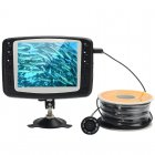 This Underwater Fishing Camera will give a crystal clear view of hooking that monster fish and show you how fish feed and react to your rigs