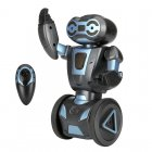 This auto balancing RC stunt robot comes with five core characteristics  Dancing  serving drinks  boxing  singing  and more  This RC robot toy can do it all
