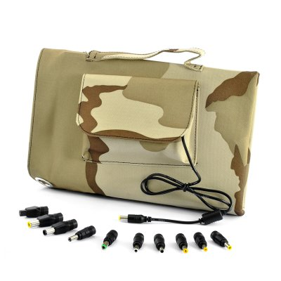 Camo 30w Solar Battery Charger for Laptop