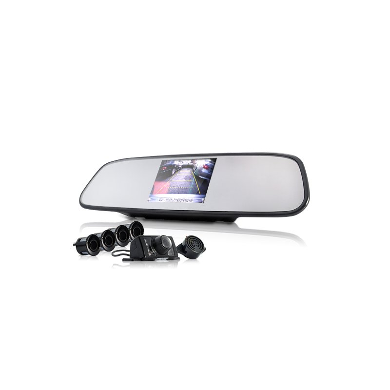 Complete Car Reversing Kit w/ Camera + Sensor