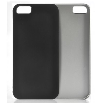 Mteal iPhone 5 Case Black
