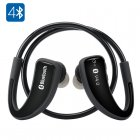 This high quality sports Bluetooth earphones can connect to two phones at once and are sweat proof making them ideal for your next workout