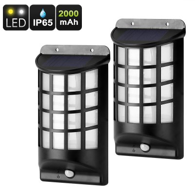 Outdoor Solar LED