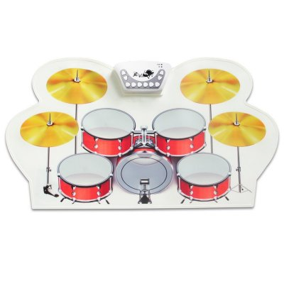 Foldable Silicone Drum
