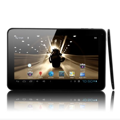 10.1 Inch 8GB Android 4.0 Tablet - Pyro