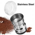 This stainless steel Coffee Bean Grinder lets you grind your own beans to enjoy greater tasting coffee