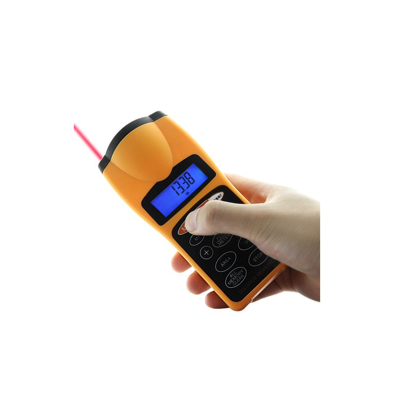 SuperTough Ultrasonic Measurer