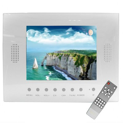Waterproof LCD Monitor + Remote System