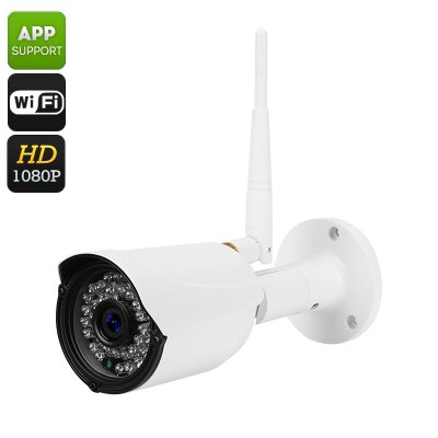 Full HD Wireless IP Camera