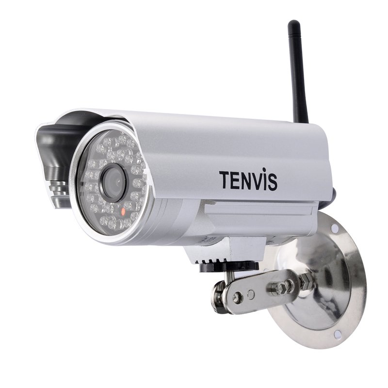 Wireless Outdoor IP Camera - Tenvis