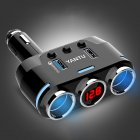 Cigarette Lighter Dual USB Car Charger