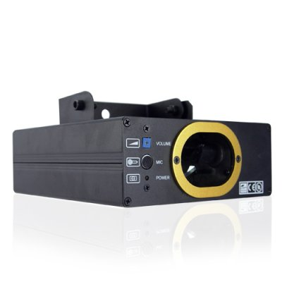 30mW Club Green Laser Projector