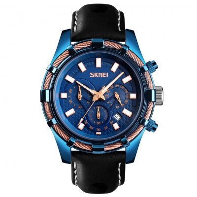 SKMEI Fashion Sport Watch Men - Blue