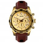 SKMEI Fashion Sport Watch Men - Gold