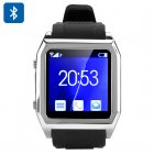 TopwatchTW530D  Bluetooth Smartwatch (Black)