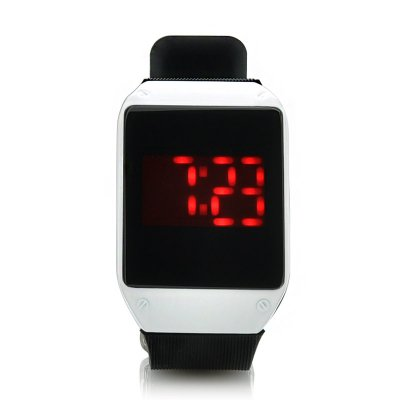 Touch Watch w/ 29 Red LEDs