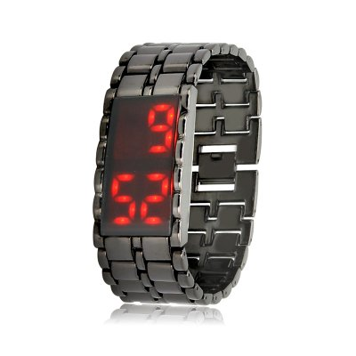 Touch Activated LED Watch - Shinobi
