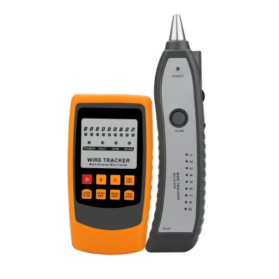 Handheld Wire Tracker And Tester