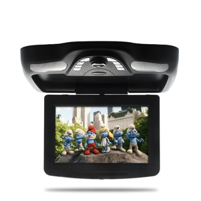 10.2 Inch Roof-Mounted Car DVD