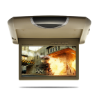 Transform your car  minivan  or SUV into a moving movie theatre with this 9 inch overhead flip down monitor