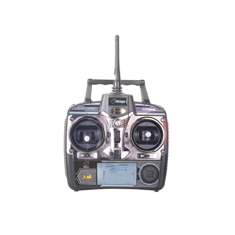Transmitter for WLtoys V911 V912 V913 F949 F959 WLtoys RC Helicopter Remote Control Right hand
