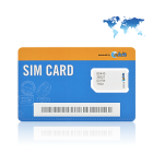 Travel the world and make receive calls using only one SIM card   the eKit International SIM Card