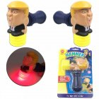 Trump Sound Voice Hammer Force Control Light Hit Toy As shown