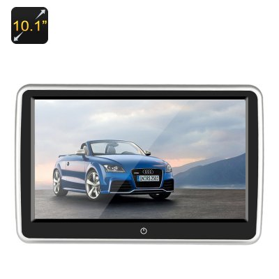 10.1 Inch Car Headrest DVD Player