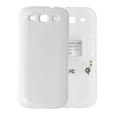 Charging Back Cover for Samsung Galaxy S3