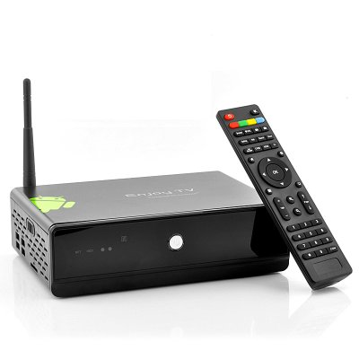 Android 4.0 TV + PC Box w/ HDD Bay - EZTV