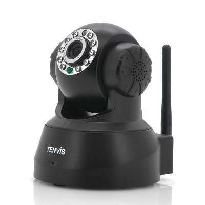 Two Way Audio IP Camera - Tenvis View