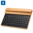 Type faster and better with the stylish SeendDa Bamboo Bluetooth keyboard  compatible with Windows  Android and IOS