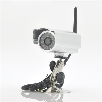 Plug and Play Outdoor Gun IP Camera - Gunnie