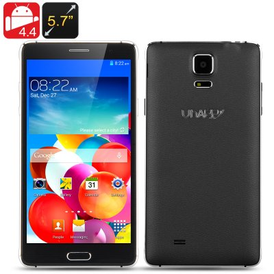 UHAPPY UP570 Phone (Black)