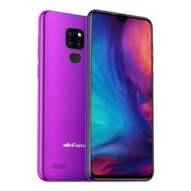 Original ULEFONE NOTE 7P Low Price 6-inch Android 9.0