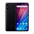 UMIDIGI F1 Play 4G Smartphone Mali G72 MP3 6GB RAM 64GB ROM 3 Cameras Fingerprint Sensor 5150mAh Battery Black Non EU Version