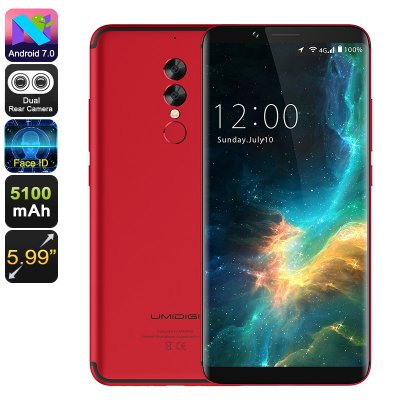 UMIDIGI S2 Lite(Red)