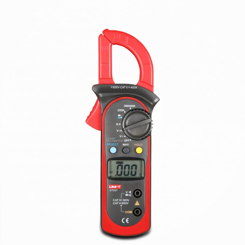 UNI-T UNI T DC Digital Clamp Meter AC Current UT201 UT202 UT202A Series Power Meter UT201