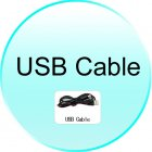 USB Cable for CVEM M128 Napoli   Unlocked Quadband Dual SIM China Cellphone