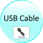 USB Cable for CVJP G278 Digital Voice and Telephone Recorder