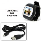 USB Cable for CVLE M91 Grande Porto   Quad Band Watch Cell Phone