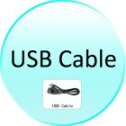USB Cable for CVTC M124 Black Carbon Slider Dual SIM China Cell Phone w  Keyboard