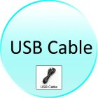 USB Cable for CVUR G276 Rhapsody   Foldable Bluetooth Headphone with Mic