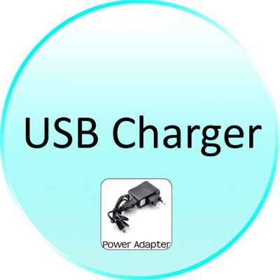 Flexi Wall / USB Charger